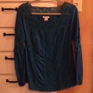 Sundance silk blouse
